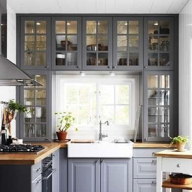 a Small Kitchen 10 Questions to Ask Before You Begin  For More  Small Kitchen Remodeling  10 Questions to Ask Before You Begin  Bob Vila Renovating a Small Kitchen 10 Que...
