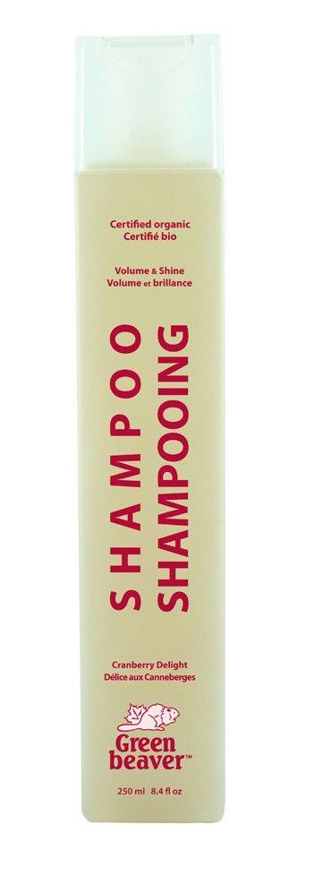 Cranberry Delight Shampoo From GreenBeaver.com