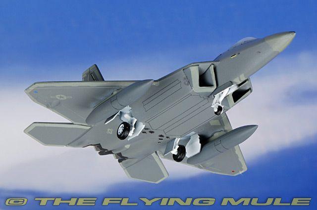 F-22A Raptor 1:200 Diecast Model - Hogan Wings HG-6863 - $33.99 ...