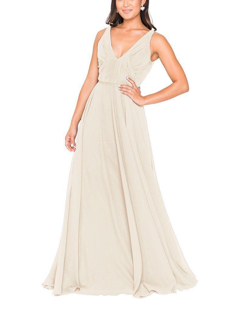 faac35ee69 Brideside Viola Bridesmaid Dress in 2019