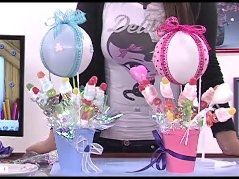 como hacer una copa de dulces para fiesta con globos hogar tv por jua