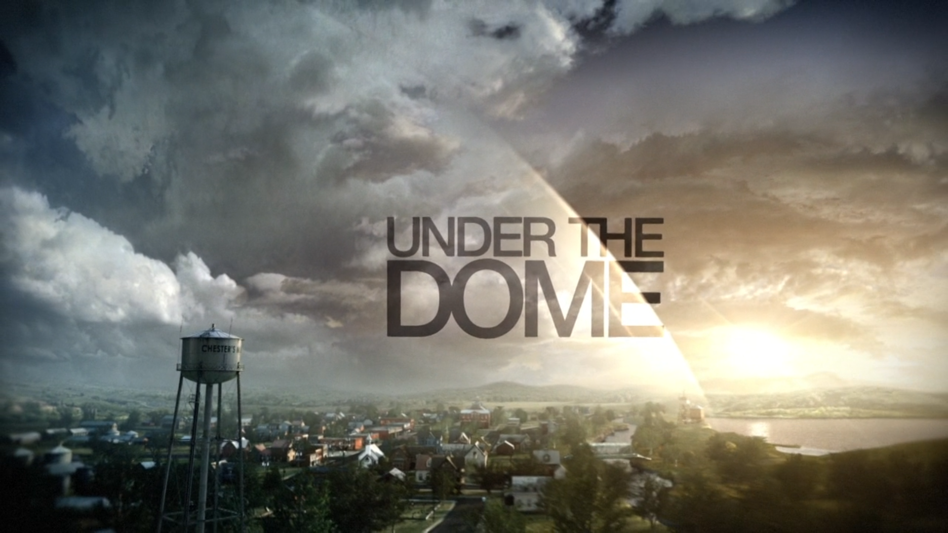 Under The Dome Photo Under The Dome Second Tv Intro Logo Under The Dome Streaming Movies Free Free Movie Sites
