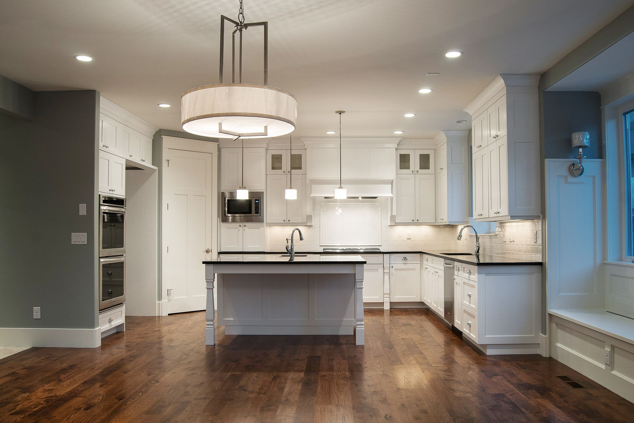 Traditional Kitchen in Utah by Cameo Homes Inc. Utah
