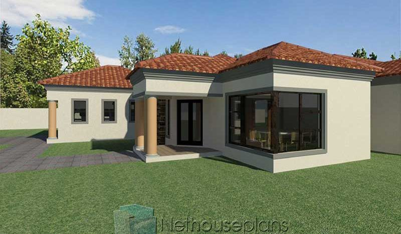 3 Bedroom House Plans South Africa House Designs Nethouseplansnethouseplans House Plans South Africa Beautiful House Plans House Plan Gallery