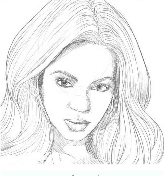 Beyonce Jpg 568 610 People Coloring Pages Coloring Pages Coloring Pages For Girls