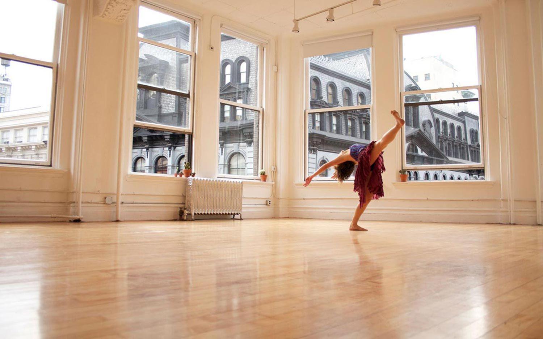 Gibney Dance Home Denver Hotels Dance Studio Rental