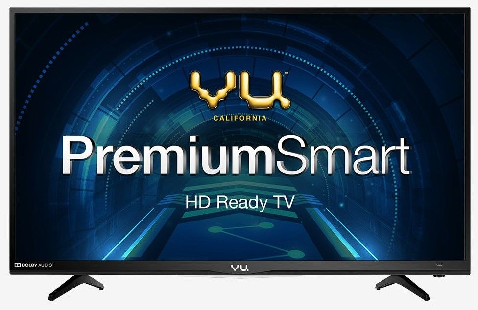 Vu Smart Hd Led Tv Under Rs 10 000 Led Tv Tv Led