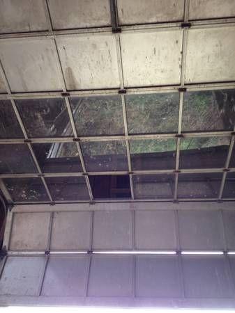 Commercial Aluminum Overhead Garage Door That Is 12 W 14 Tall Garage Doors Overhead Garage Door Overhead Garage
