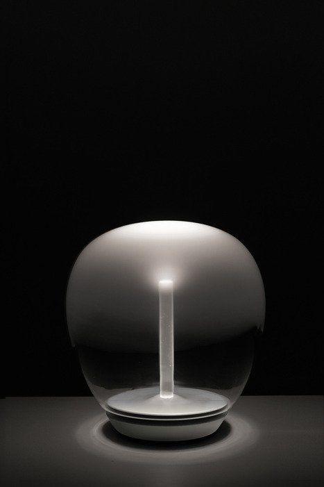 Dome Led Lamp #DeskLamp #ConceptualLamp #DesignLamp @idlights