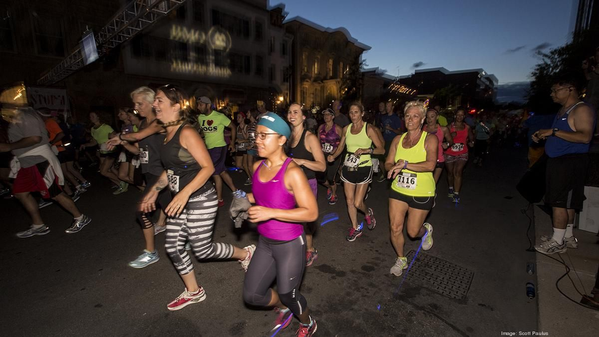 "Thousands of runners and walkers took over downtown Milwaukee Thursday evening as they participated in the always-popular ""Storm the Bastille"" run/walk. Check out a slideshow of photos from the run and Bastille Days."