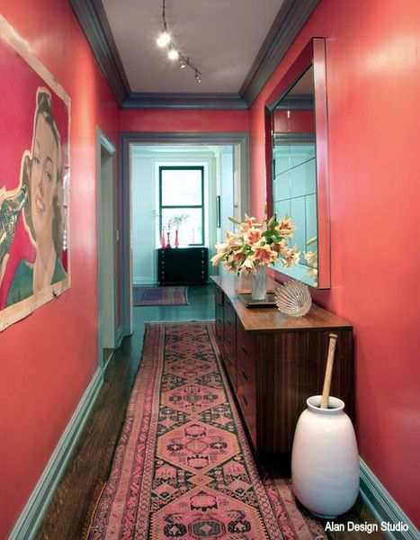 CORAL REEF Sherwin Williams Color Of The Year 48 Coral Reefs Inspiration Castle Building And Remodeling Decor Painting