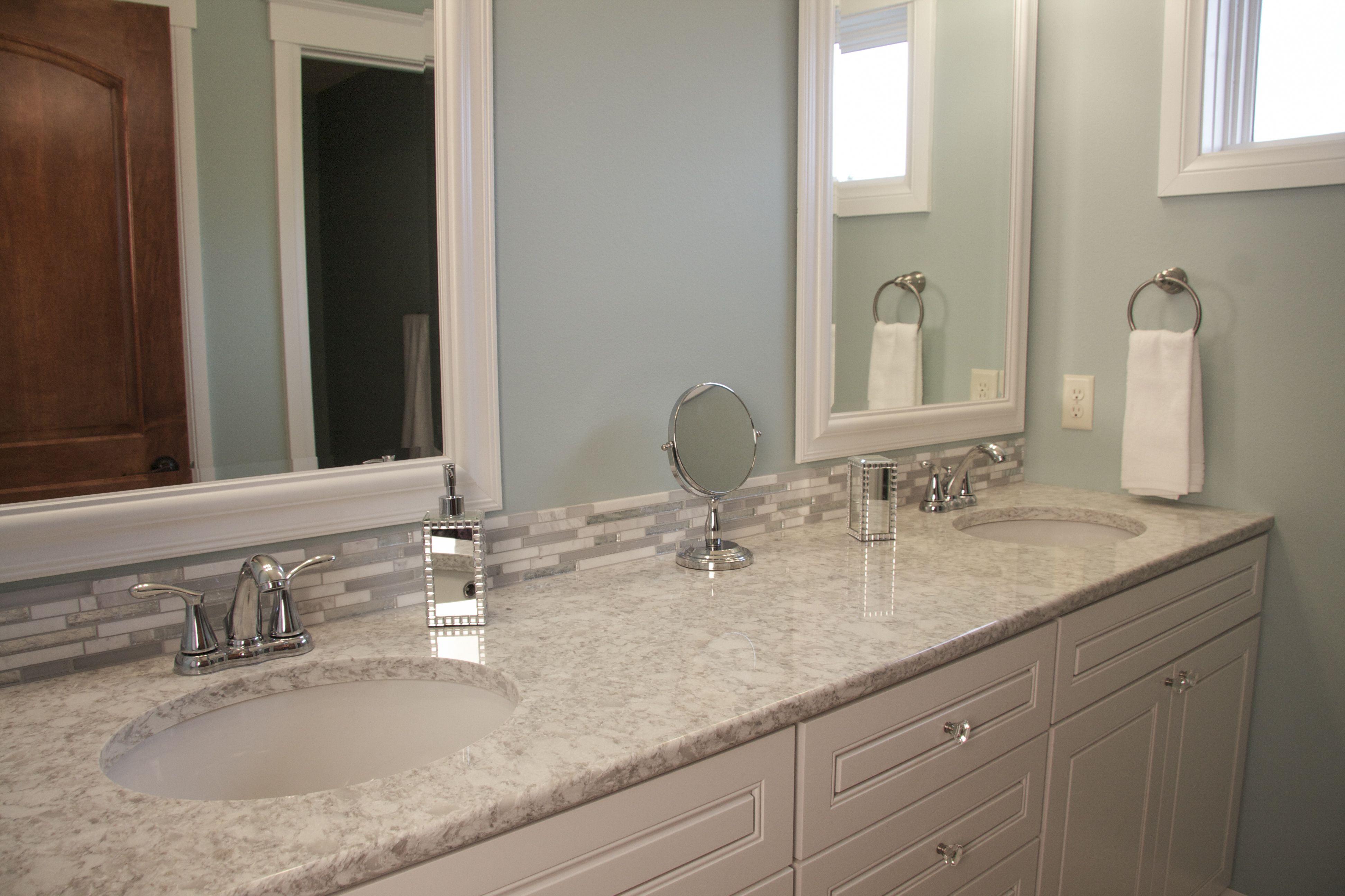 Pin By Menards On Beautiful Baths Quartz Countertops