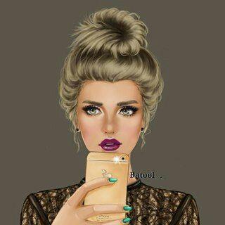 Photo By Ftyatstars2 Girly M Cute Girl Wallpaper Digital Art Girl