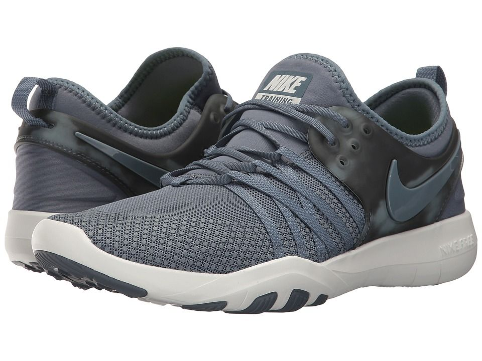 9757bae780e6 Nike Free TR 7 Amp Women s Cross Training Shoes Armory Blue Armory  Blue Thunder
