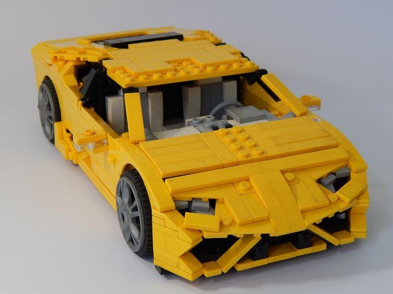 Lamborghini Huracan Legos Lamborghini Huracan Lego Cars