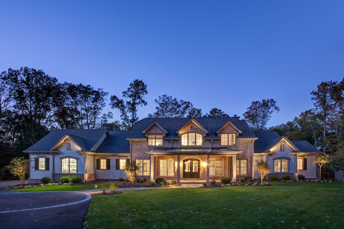 Gold award custom home between 5 000 7 500 sq ft studio for Concept homes llc
