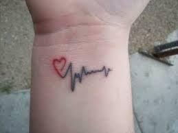 Znalezione Obrazy Dla Zapytania Tatuaż Linia życia Tattoos
