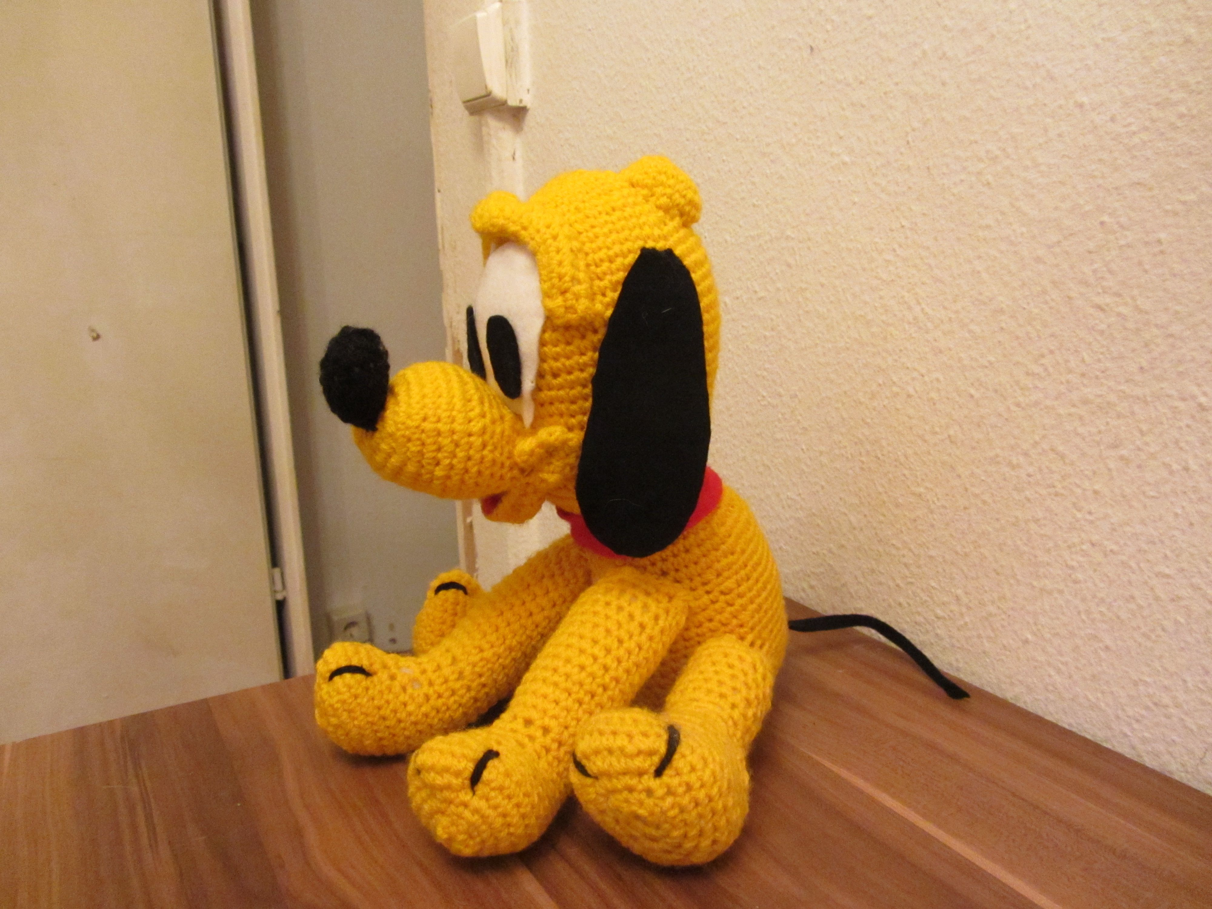 Baby Pluto häkeln   Häkeln Tiere   Pinterest   Tiere häkeln ...