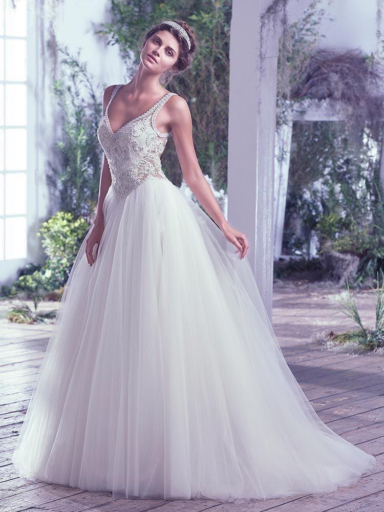Maggie Sottero Tiana Maggie Sottero Wedding Dresses Wedding Dresses Sottero Wedding Dress