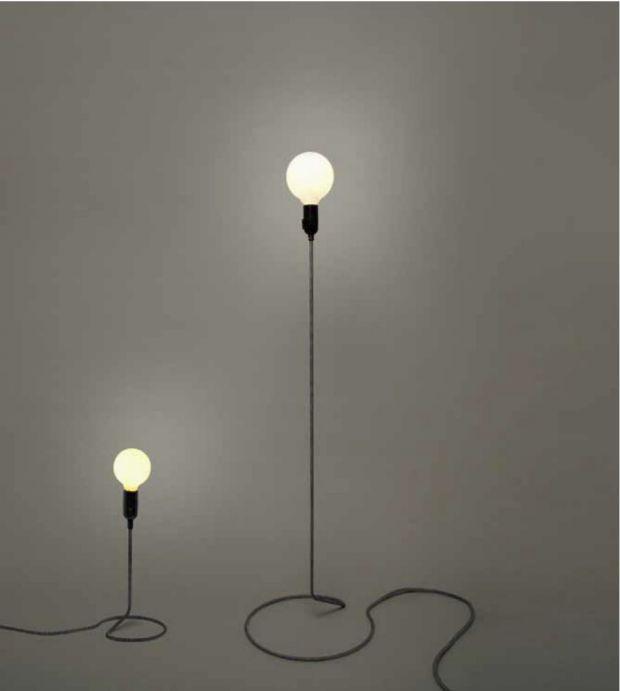 Cord Lamp | Lamp, House design, Lamp design