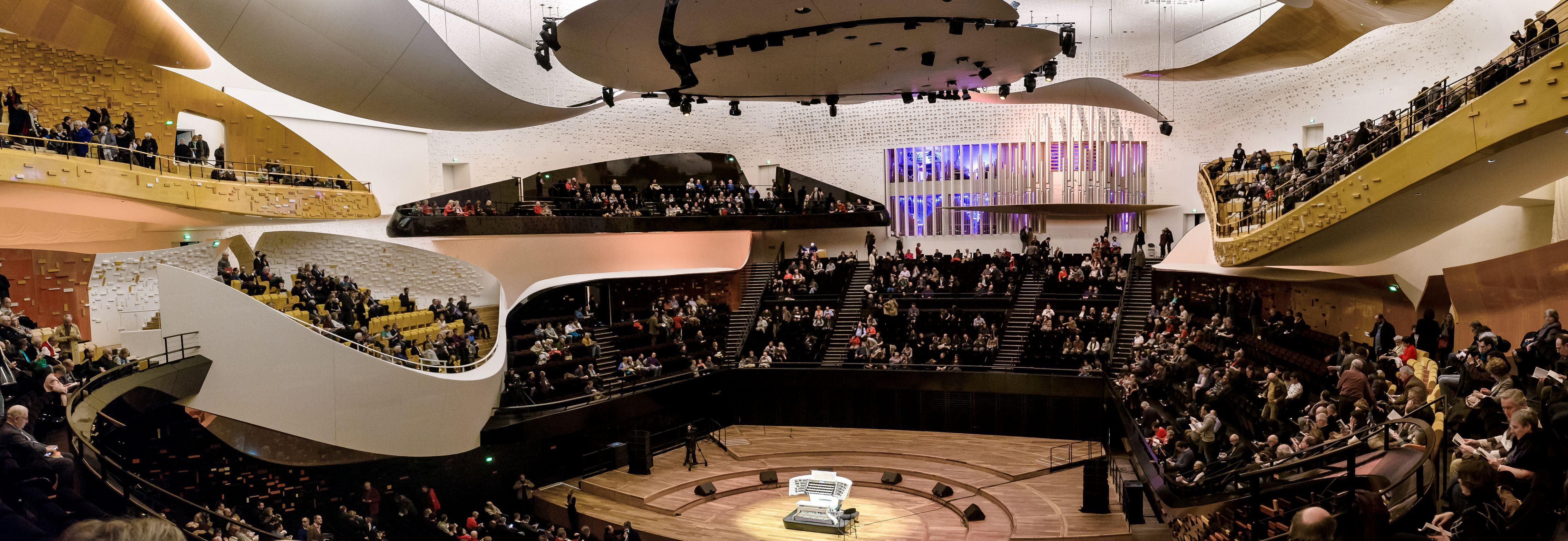 Resultado de imagem para philharmonie de paris