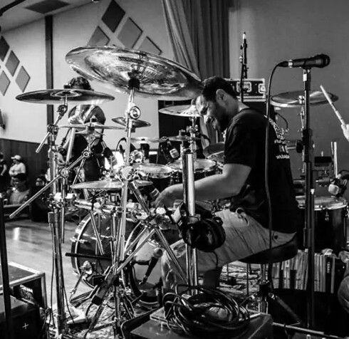 Robson Caffé  - Drum Workshop