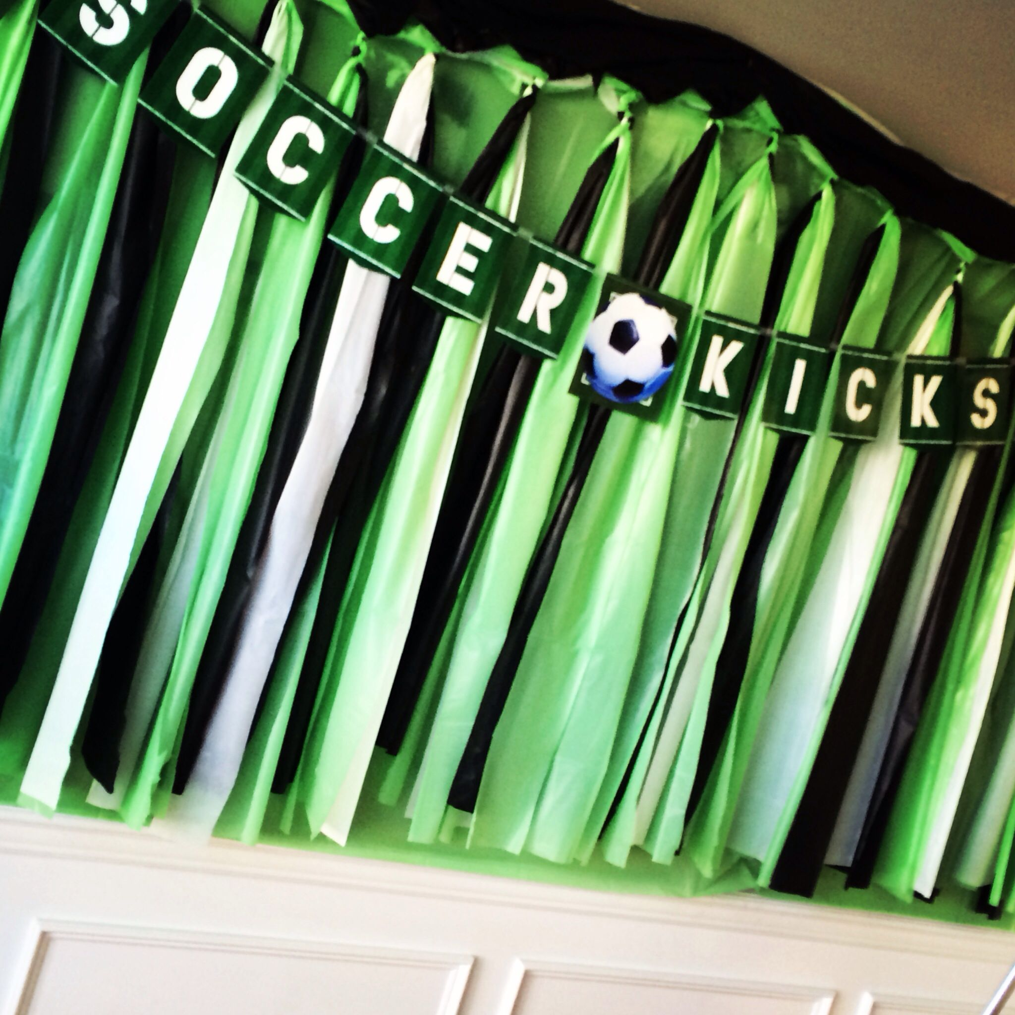 Soccer Themed Wedding Ideas: Anaya's Soccer Party In 2019