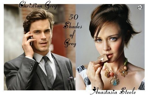 50 Shades Of Grey Not A Bad Combo This Is How I Pictured Him