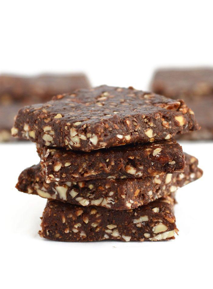 3-Ingredient Guilt-Free Brownies  - food -