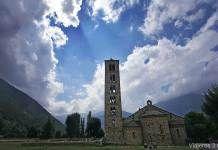 Ruta de las iglesias románicas de La Vall de Boí