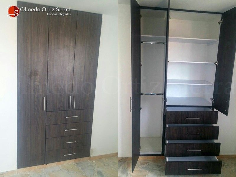 cl set o armario para habitaciones peque as renueva tu