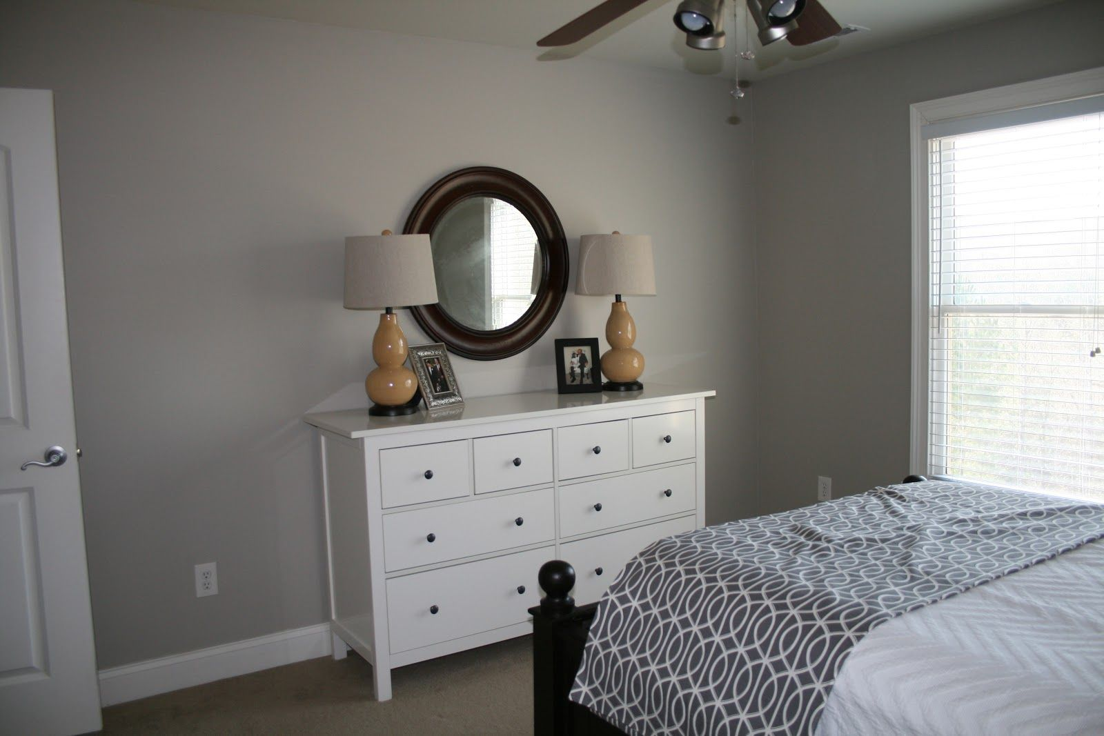 astonishing colors interior bedrooms | Amazing Gray Sherwin Williams. Master bedroom? | Grey ...