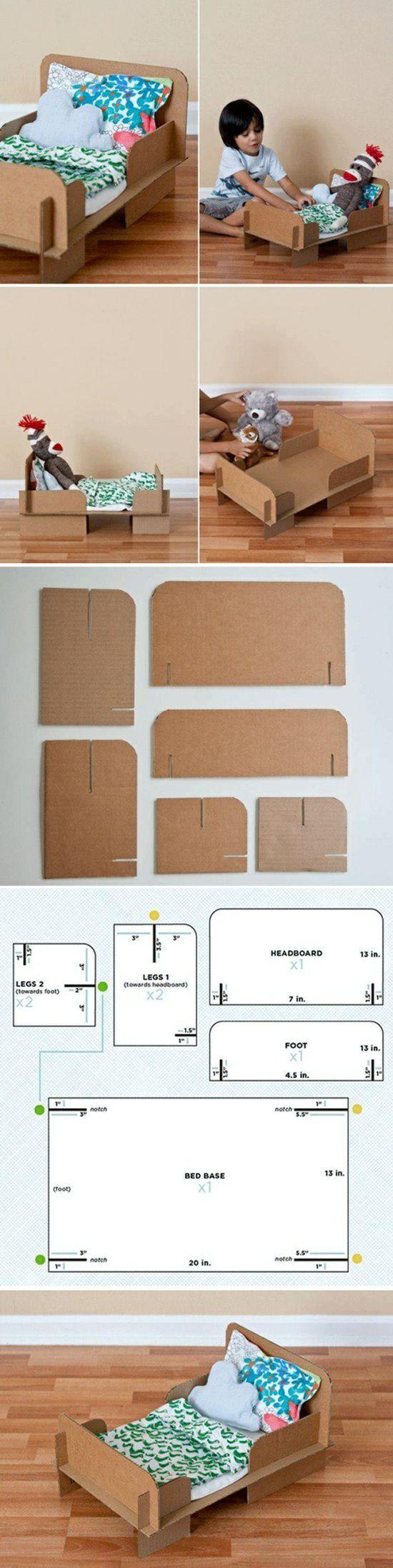pin von linda liebt auf meine lieblinge pinterest puppen karton und pappe. Black Bedroom Furniture Sets. Home Design Ideas