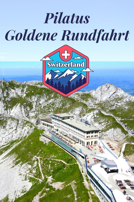 Goldene Rundfahrt Pilatus - Tagesausflug ab Luzern in 2021 ...