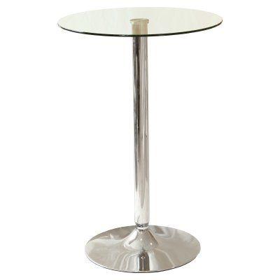 Merveilleux Tonkey Tall Glass Table