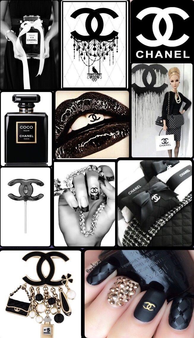 Tumblr Art Chanel Fond D Ecran Chanel Chanel Decoration
