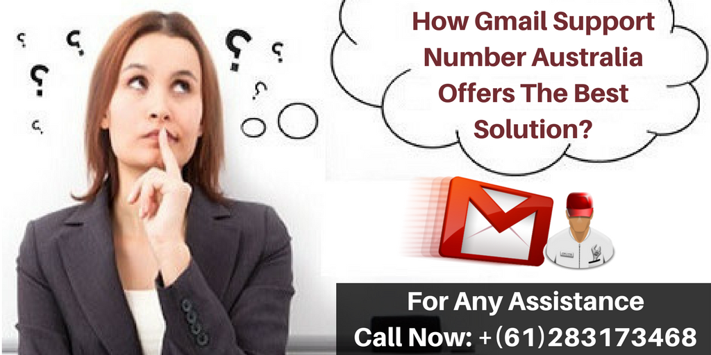In this blog, you will see how Gmail support number Australia offers the best solution. If you have any problems related to Gmail, then you can contact #GmailSupportAustralia at +(61)283173468 and get the best solution.
