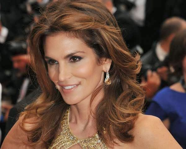 Cindy Crawford Shares Her Eating Habits Food Philosophy