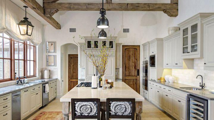 Ideas para decorar una cocina de campo | decoración cocina | Cocinas ...