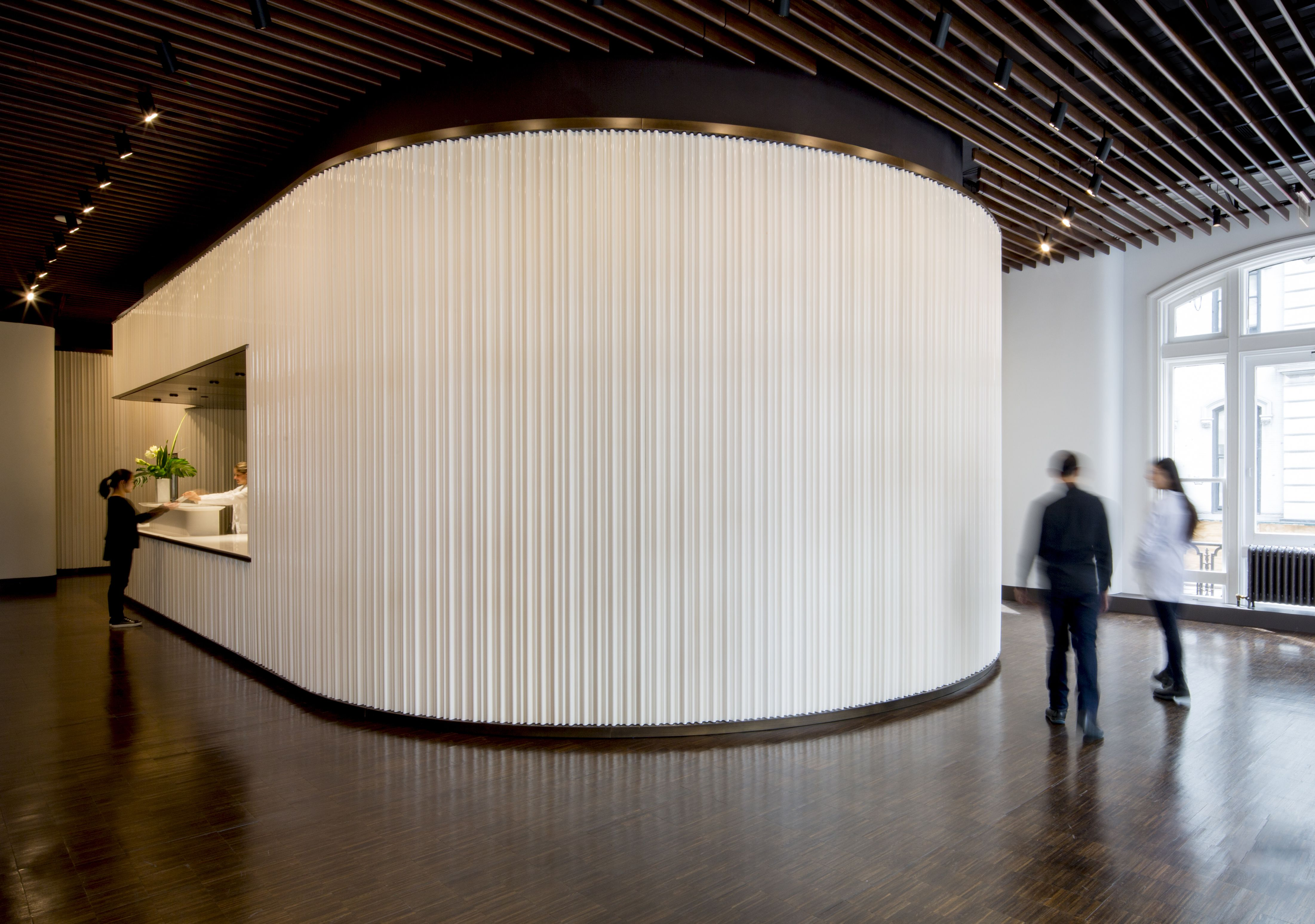 New York Dermatology Group S New Health Wellness Center Is Timeless Luxury Design At Its Finest Health And Wellness Center Wellness Center News Health
