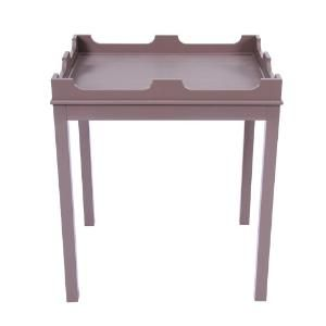 Edgartown Side Table-Available in 16 Different Colors. Product in photo is from www.wellappointedhouse.com