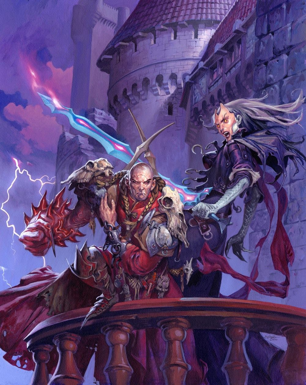 Dungeons and Dragons — Jesper Ejsing Illustration