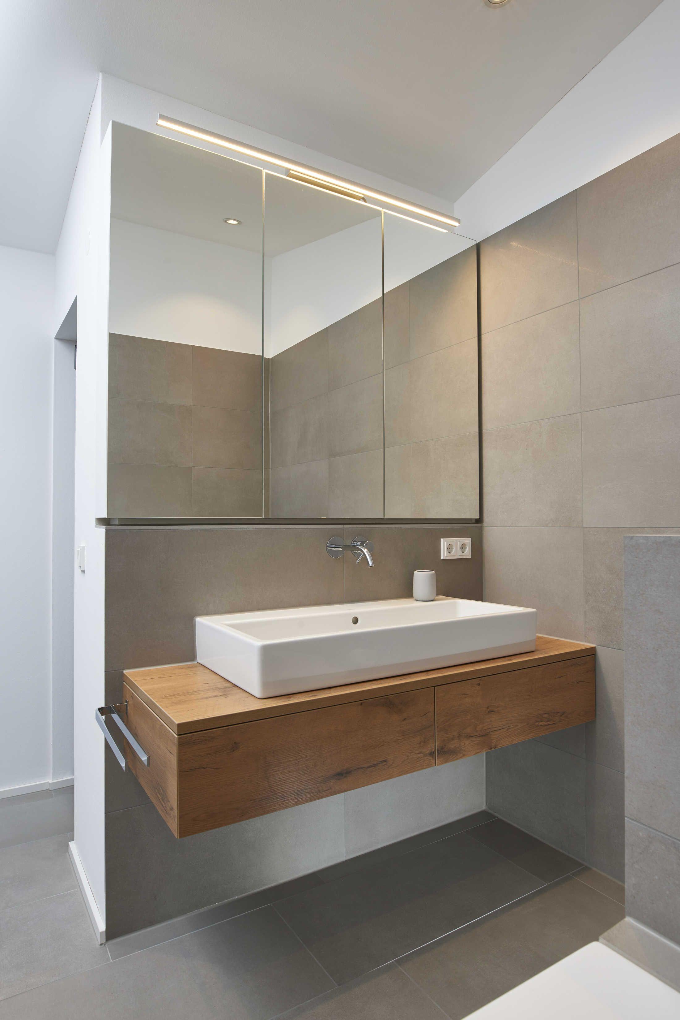 Baden 26 Spiegelschrank Bad Badezimmer Spiegelschrank Baden