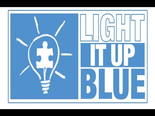 Wonderful Light It Up Blue Celebrates Autism Awareness Day