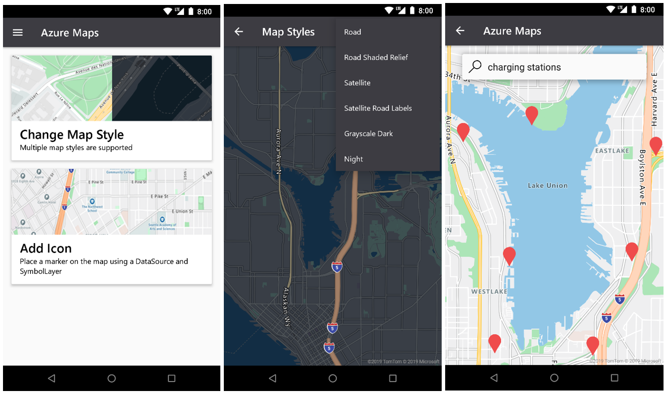 Actuating mobility in the enterprise with new Azure Maps services