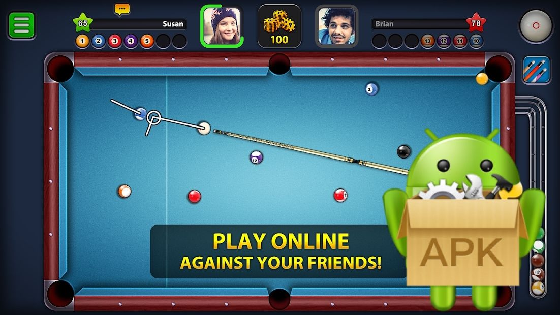 Telecharger Triche 8 Ball Pool Apk 4 0 0 Non Classe Apkdownload