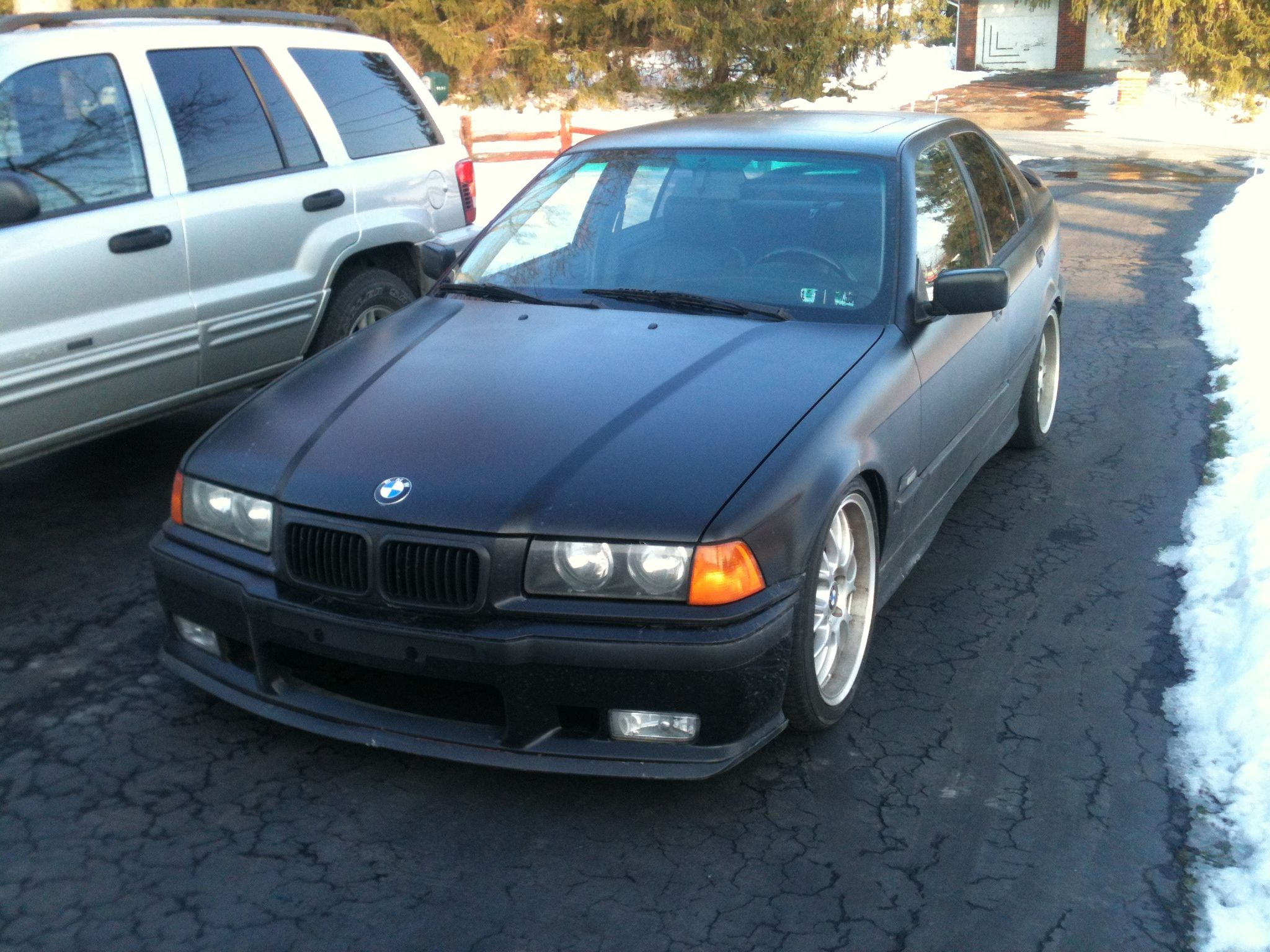 BMW E36 ford 5 0L V8 swap  | BMW 5 0 V8 Project | Bmw e36, BMW, BMW