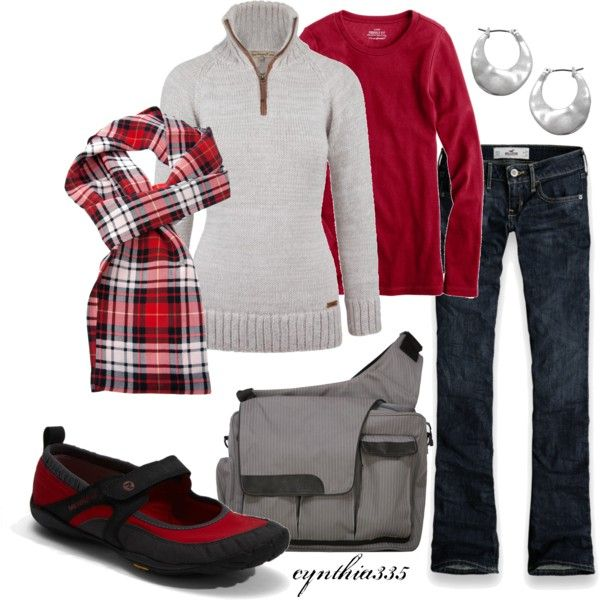 """""""Spring Time in Canada"""" by cynthia335 on Polyvore"""