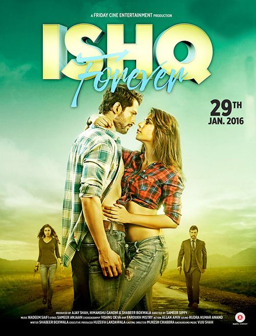 Watch Ishq Forever First Look Wdur 1490am Ishq Forever Forever Movie Latest Movie Songs