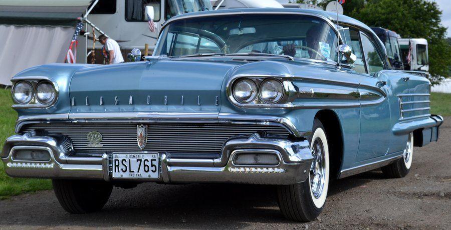 1958 Oldsmobile Super 88 Rocket | Classic Automobiles | 50s